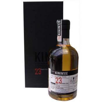 Kininvie 23 Year Old 3rd Batch Single Malt Whisky