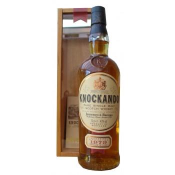 Knockando 1979 Single Malt Whisky