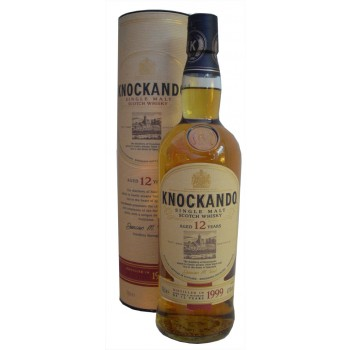 Knockando 1999 12 Year Old Single Malt Whisky