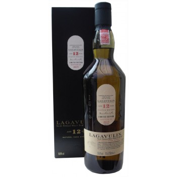 Lagavulin 12 Year Old 2015 Release Single Malt Whisky