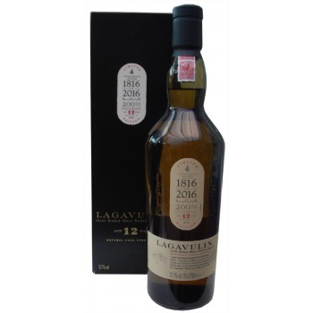 Lagavulin 12 Year Old 2016 Release Single Malt Whisky