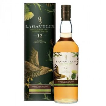 Lagavulin 12 Year Old 2020 Release Single Malt Whisky