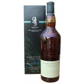 Lagavulin 2002 Distillers Edition Single Malt Whisky