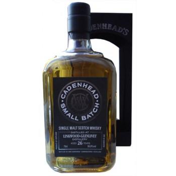 Linkwood 1987 26 Year Old Cask Strength Single Malt Whisky