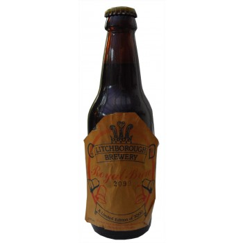 Litchborough Brewery 1981 Royal Brew