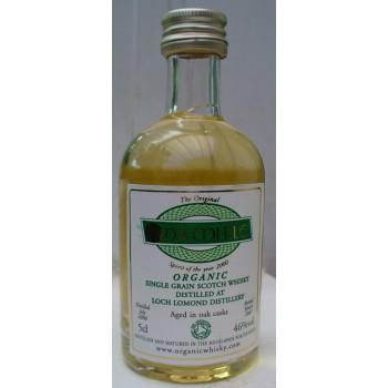 Loch Lomond 2000 5cl Da Mihle Organic Single Grain Whisky