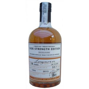 Longmorn 1995 18 Year Old 50cl Single Malt Whisky