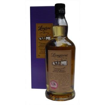 Longrow 18 Year Old Single Malt Whisky