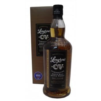 Longrow Cv Single Malt Whisky