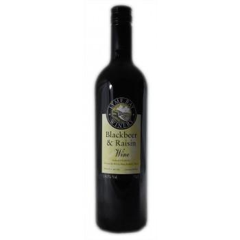 Lyme Bay Blackbeer And Raisin Wine