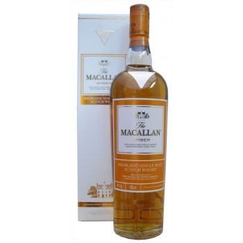 Macallan 1824 Amber Single Malt Whisky