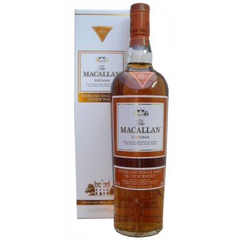 Macallan 1824 Sienna Single Malt Whisky