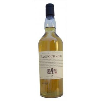 Mannochmore 12 Year Old Flora & Fauna Single Malt Whisky