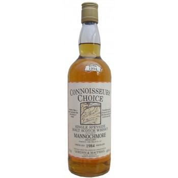 Mannochmore 1984 Single Malt Whisky