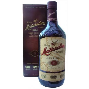 Matusalem 15 Year Old Gran Reserva Rum