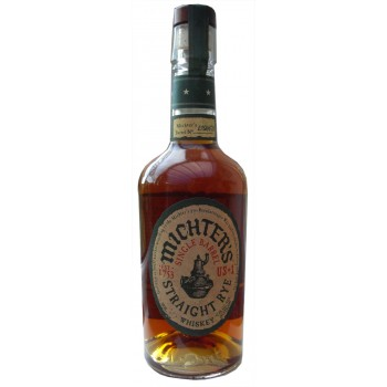 Michters Single Barrel Straight Rye Whiskey