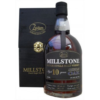 Millstone 10 Year Old American Oak Whisky