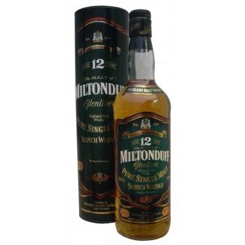Miltonduff 12 Year Old Single Malt Whisky