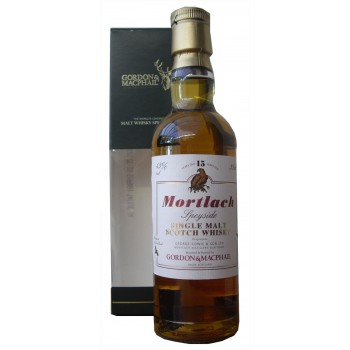 Mortlach 15 Year Old 35cl Single Malt Whisky