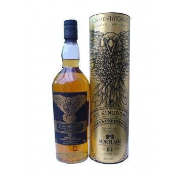 Mortlach 15 Year Old Six Kingdoms Single Malt Whisky