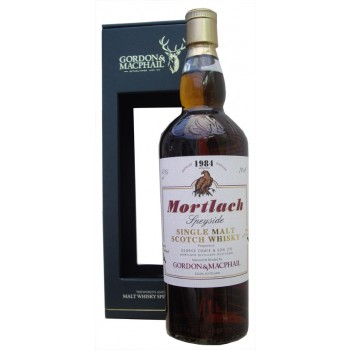 Mortlach 1984 Single Malt Whisky