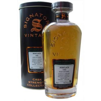Mortlach 1990 24 Year Old Single Malt Whisky