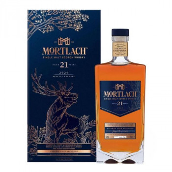 Mortlach 21 Year Old Single Malt Whisky Diageo 2020 Special Release