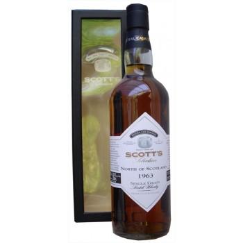 North Of Scotland 1963 Single Grain Whisky