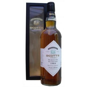 North Of Scotland 1964 Single Grain Whisky