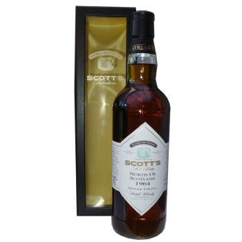 North of Scotland  1964 Single Grain Whisky