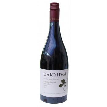 Oakridge Local Vineyard Shiraz