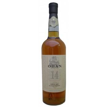 Oban 14 Year Old Single Malt Whisky