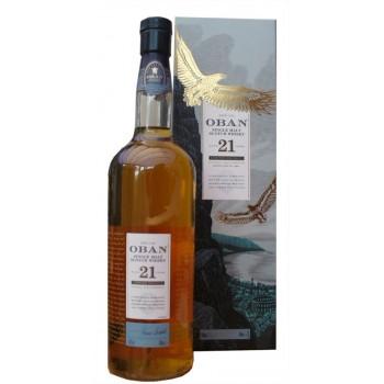Oban 21 Year Old Single Malt Whisky