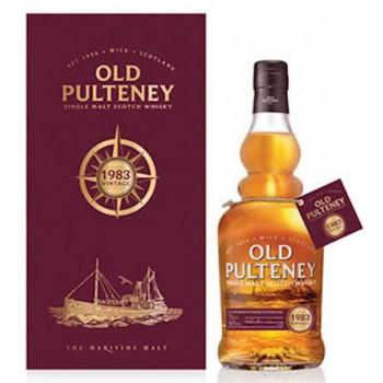 Old Pulteney 1983 Single Malt Whisky