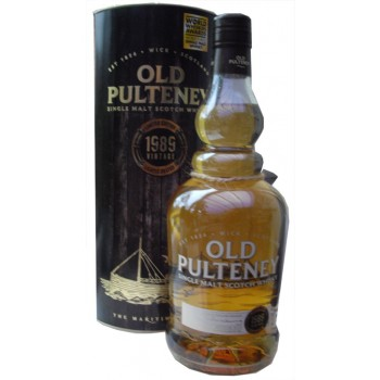 Old Pulteney 1989 Single Malt Whisky
