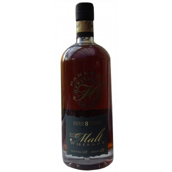 Parkers 8 Year Old Heritage Collection Number 9 Malt Whiskey