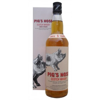 Pigs Nose 5 Year Old Blended Whisky