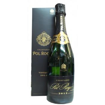 Pol Roger 2012 Vintage Champagne