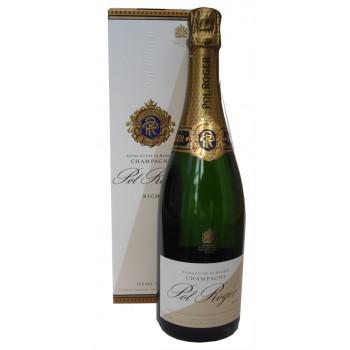 Pol Roger Rich Demi Sec Champagne