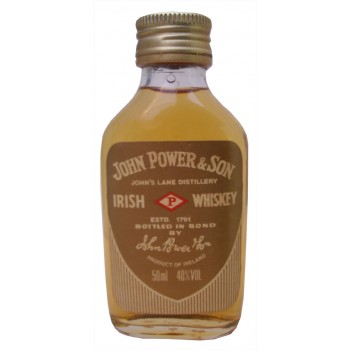 Powers Gold Label 50ml Miniature