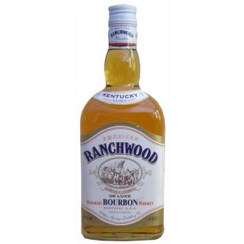 Ranchwood Bourbon Whiskey