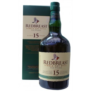Redbreast 15 Year Old Whiskey