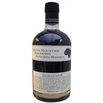 Leopold Rocky Mountain Blackberry Flavored Whiskey