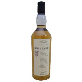 Rosebank 12 Year old Flora & Fauna Single Malt Whisky