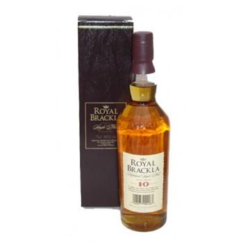 Royal Brackla 10 Year Old Single Malt Whisky