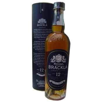 Royal Brackla 12 Year Old Single Malt Whisky