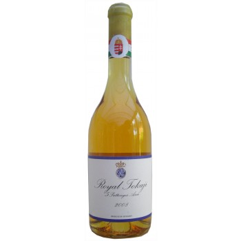 Royal Tokaji 5 Puttonyos Aszu 2008 500ml