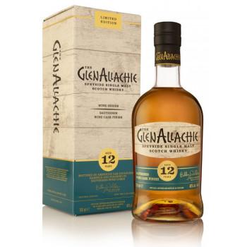 Glenallachie 12 Year Old Sauternes Wine Cask Finish Single Malt Whisky