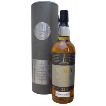 Scapa 1980 25 Year Old Single Malt Whisky