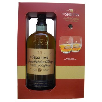 Singleton of Dufftown 12 Year Old Gift Box Single Malt Whisky